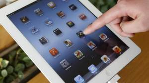 internet tech sharp producao ipad - Apple anuncia Novo iPad de 128GB com display Retina