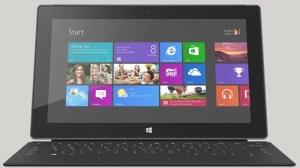 Surface Pro chega às lojas da Microsoft 10