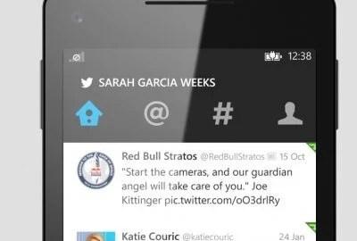 Twitter para WP 60886 1 - Twitter recebe grande atualização para Windows Phone