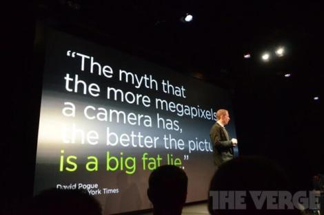 htc event 2012  1921 - HTC anuncia o novo One