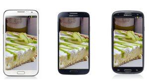 Galaxy S II e Galaxy Note receberão o Android 4.2.2, Galaxy S III, Galaxy S 4 e Galaxy Note II chegarão até o Android 5.0 13