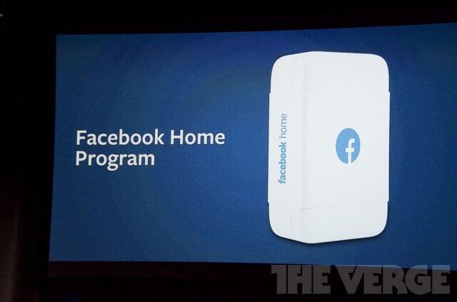 facebook home 0360 - Vazaram os arquivos de instalação do Facebook Home