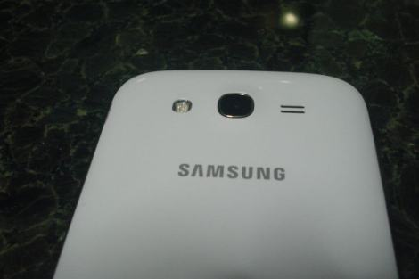 Review: smartphone Samsung Galaxy Gran Duos (GT-i9082L) dual chip 11