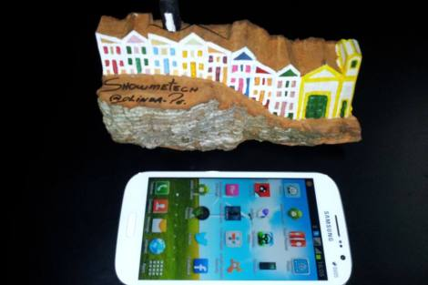 Review: smartphone Samsung Galaxy Gran Duos (GT-i9082L) dual chip 14