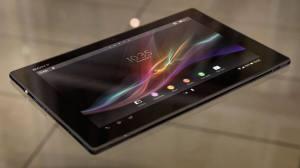 Sony lança tablet Xperia Z, dois novos smartphones e Xperia ZQ Branco no Brasil 10