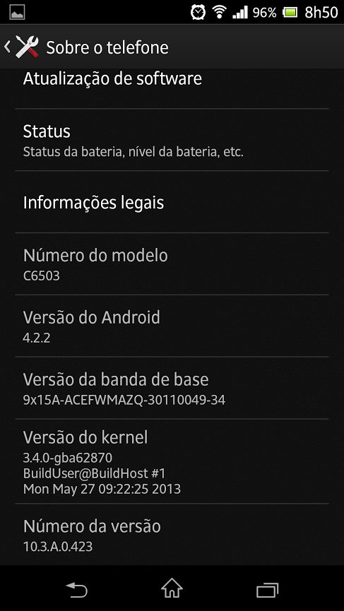 Xperia ZQ Android 4.2.2 Showmetech Jelly Bean (5)