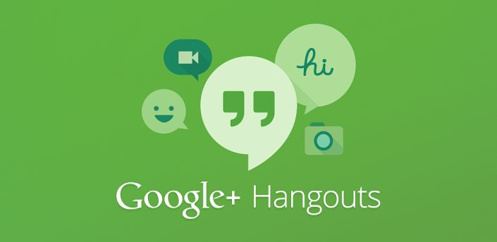hangouts - Apps favoritos do Leitor: Fábio Gomes (iOS)