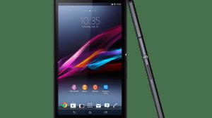 Sony anuncia Xperia Z Ultra 13