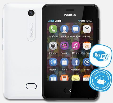 Nokia Asha 501 chega ao Brasil