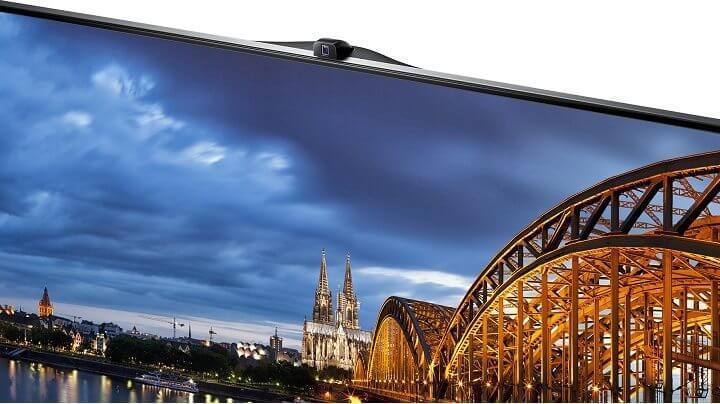 Samsung LED F80003 - Samsung apresenta novidades na linha de Smart TV´s