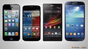 Comparativo: Moto X vs. Galaxy S4 x Xperia ZQ x iPhone 5 16