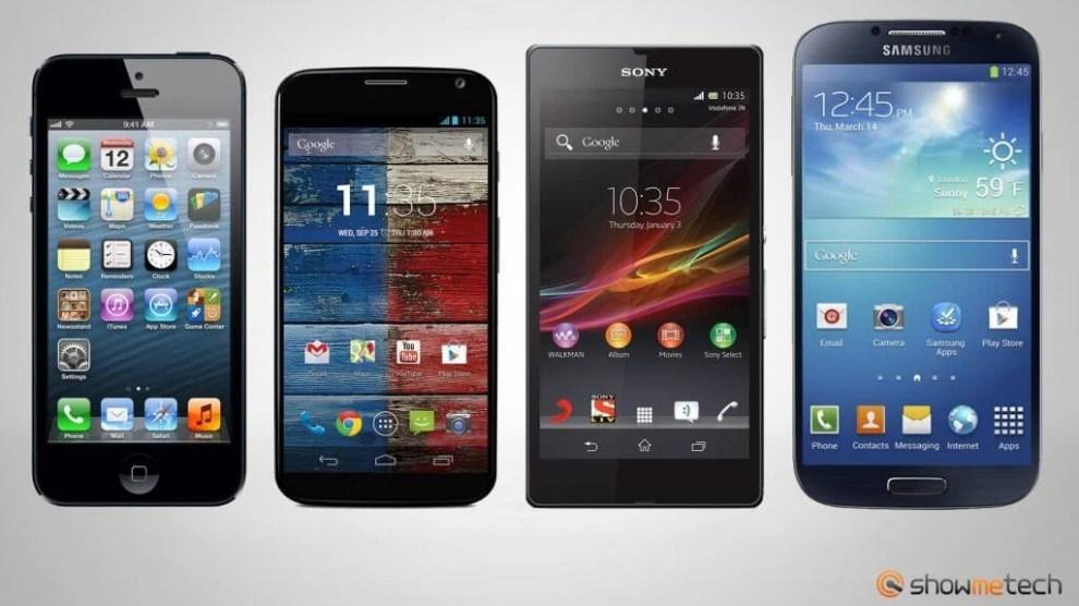 Venda de smartphones supera 1 bilhão de aparelhos 7