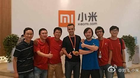BTOx2VrCIAAYOMX - O brasileiro Hugo Barra chega à empresa Xiaomi
