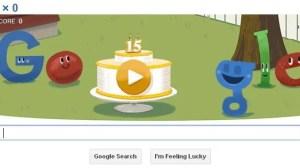 Google celebra 15 anos com Hummingbird e um divertido easter egg 5