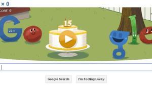 Google celebra 15 anos com Hummingbird e um divertido easter egg 9