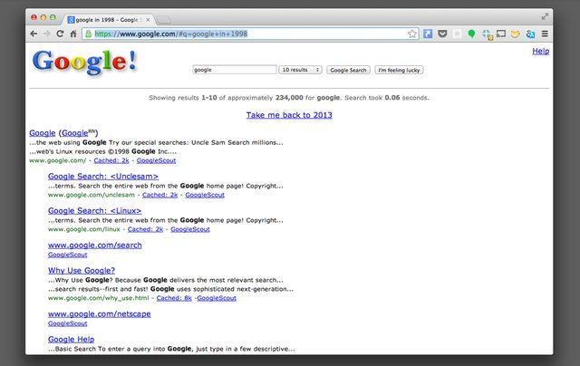 Google 15 anos - Google celebra 15 anos com Hummingbird e um divertido easter egg