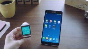 Samsung Galaxy Note 3 mostra como será a integração com o Gear 17