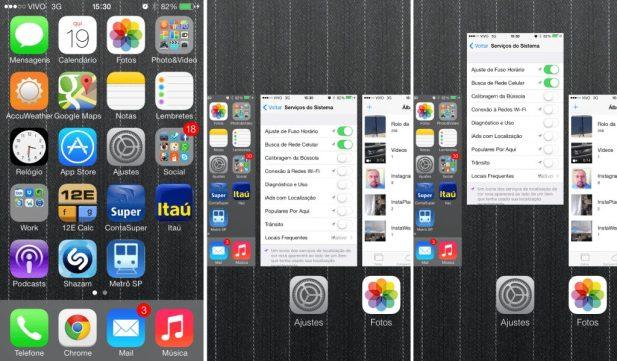 ios multitask - Top 7 segredos do iOS 7 que todo mundo precisa saber!