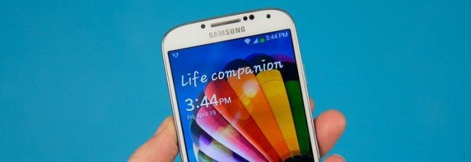 Vaza Build de Android 4.3 para Galaxy S4 3