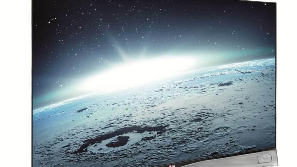 LG lança a primeira TV OLED curva do mundo 6