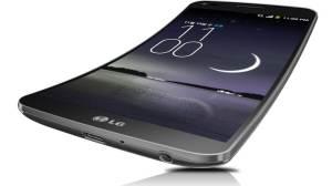 LG anuncia G Flex, smartphone com tela OLED curva 8