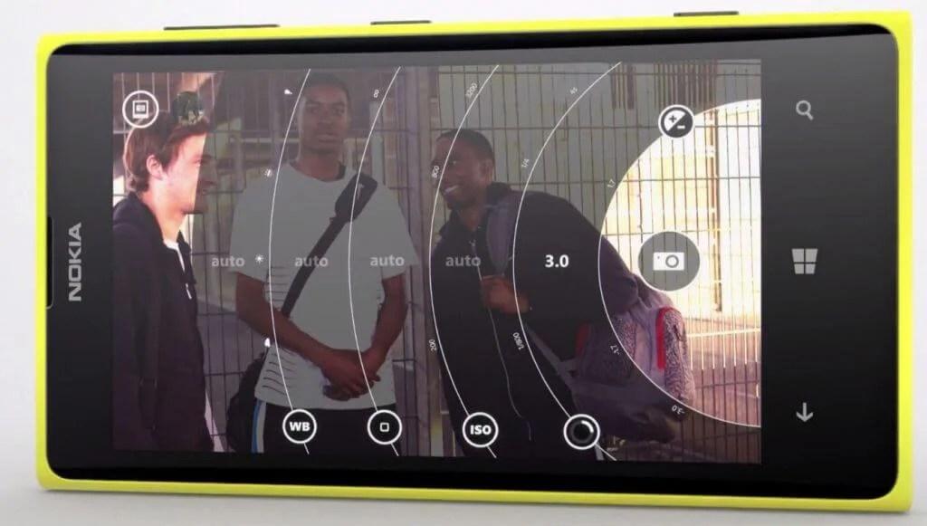 Nokia Pro Cam - Hands-on: Lumia 1020, smartphone da Nokia com câmera de 41 megapixels