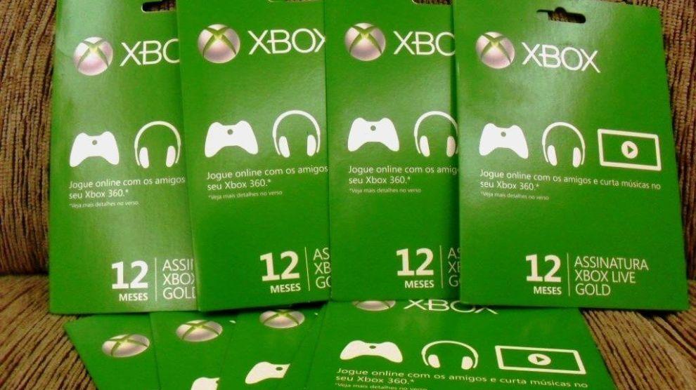 Xbox Live Gold grátis de 14 a 17 de fevereiro 6