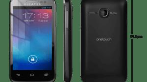 Review: smartphone Alcatel One Touch M'Pop (OT 5020E) 5