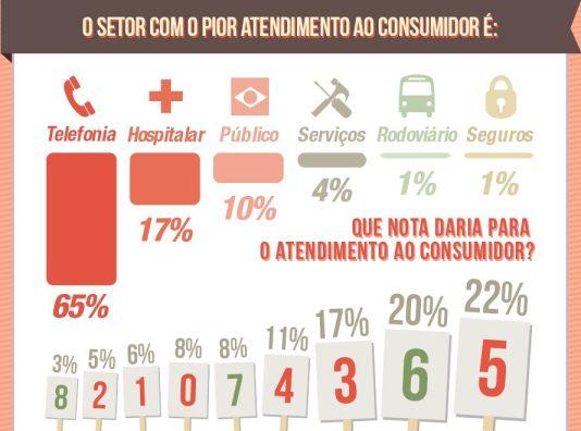 Captura de Tela 2013 11 05 às 23.50.47 - Setor de telefonia é o que mais decepciona o brasileiro