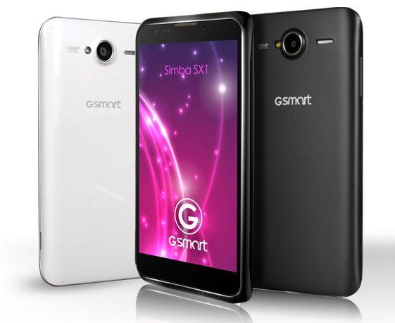 O Firefox para Android também virá pré-instalado no smartphone da GIGABYTE - GSmart Simba SX1