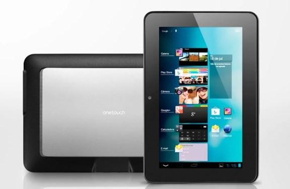 Tablet Alcatel OneTouch Evo 7 / reprodução