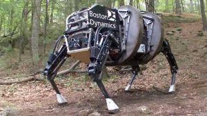 Google adquire a fabricante de robôs Boston Dynamics 6