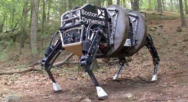 Google adquire a fabricante de robôs Boston Dynamics 8