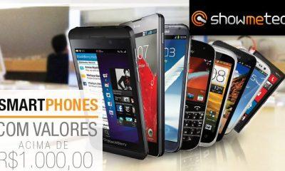 Camapanha3 - Especial de Natal: os melhores smartphones acima de R$ 1.000