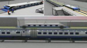 Designer chinês mostra trem que nunca pára 11