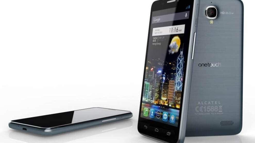 Review: Alcatel One Touch Idol 6