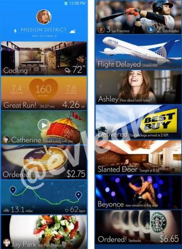 samsumg galaxy s5 homescreen - Samsung dá pistas sobre novidades do Galaxy S5