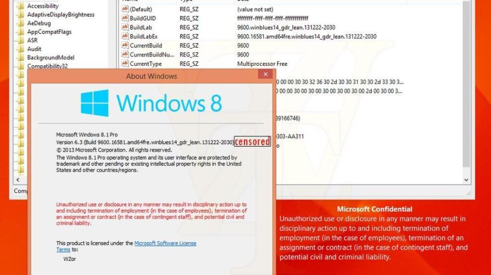 Imagens do Windows 8.1 Update 1 vazam, mas botão Iniciar ainda não deve voltar 4