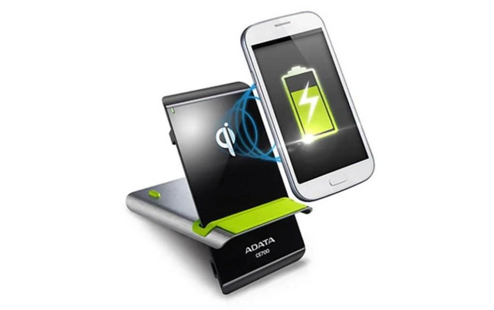 Adata lança carregador sem fio para smartphones 5