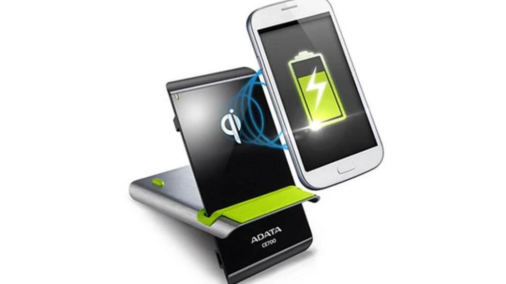 Adata lança carregador sem fio para smartphones 8