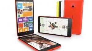 Nokia lança smartphones com tela de 6 polegadas 6