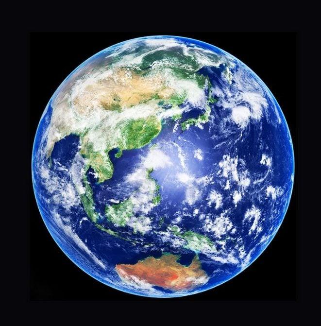 A descoberta prova que a Terra se manteve como uma bola indomável / ShutterStock