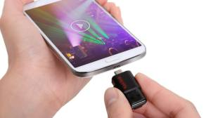 SanDisk lança pendrive para smartphones e tablets Android 13