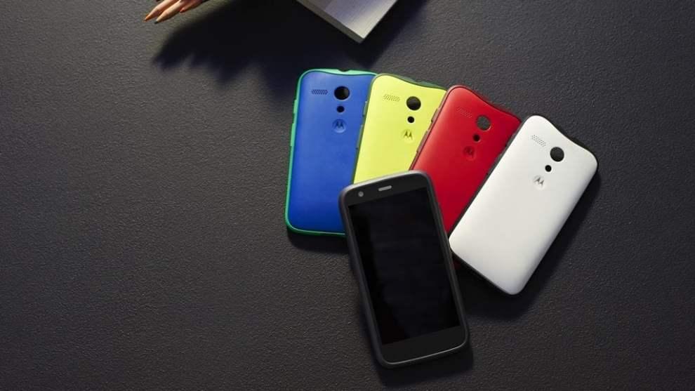 Motorola revela o Moto G Forte 3