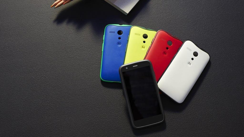 Motorola revela o Moto G Forte 4