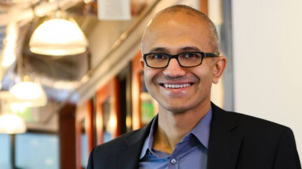 Satya Nadella é o novo CEO da Microsoft 6