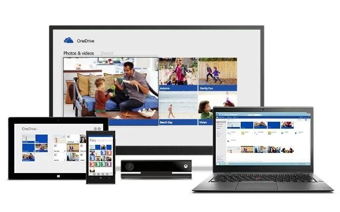 OneDrive Microsoft Collection2 - OneDrive deixa de oferecer espaço ilimitado e reduz plano gratuito