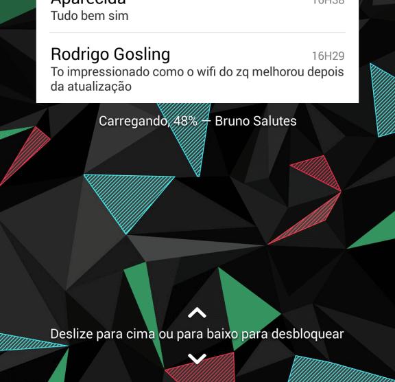 Atualização do WhatsApp traz widget para tela de bloqueio 8