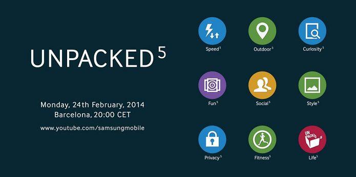samsung galaxy s5 - Lançamento do Galaxy S5: acompanhe no Showmetech ao vivo