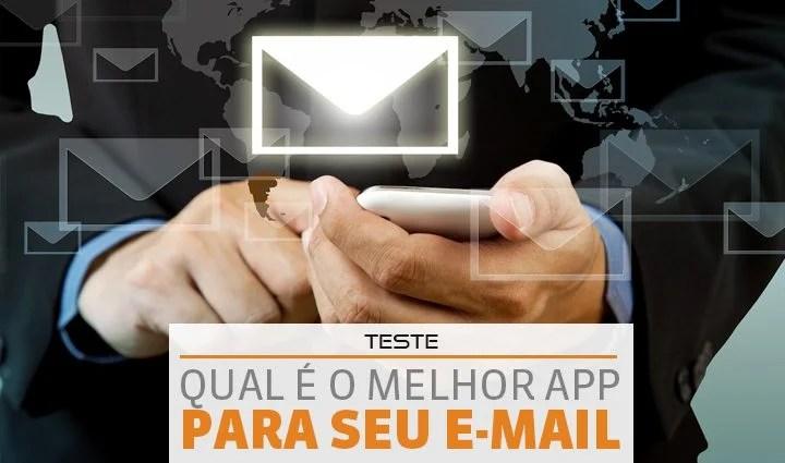 Os melhores apps para o seu email Android iOS - Teste: qual é o melhor aplicativo para ver seu email? (Android/iOS)